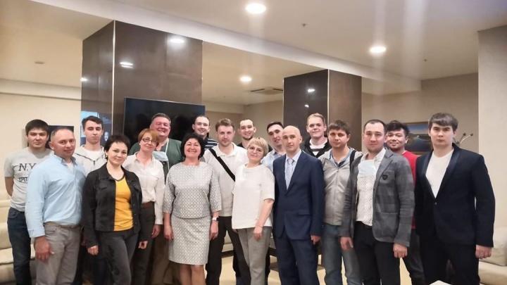 Медиков из Уфы отправили в Карачаево-Черкесию лечить пациентов с COVID-19