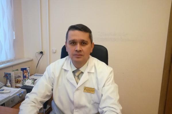 Ранее Фазлиахметов был главврачом Чекмагушевской ЦРБ