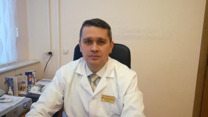 В поликлинике №38, где предлагали работу Эльзе Сыртлановой, определились с главврачом