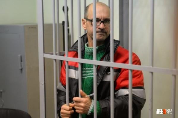 Владимира Пузырева весной приговорили к шести с половиной годам колонии строгого режима