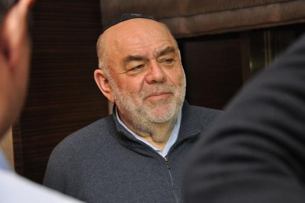 Юрий Каннер отметил, что на архангельскую синагогу покушаются в третий раз
