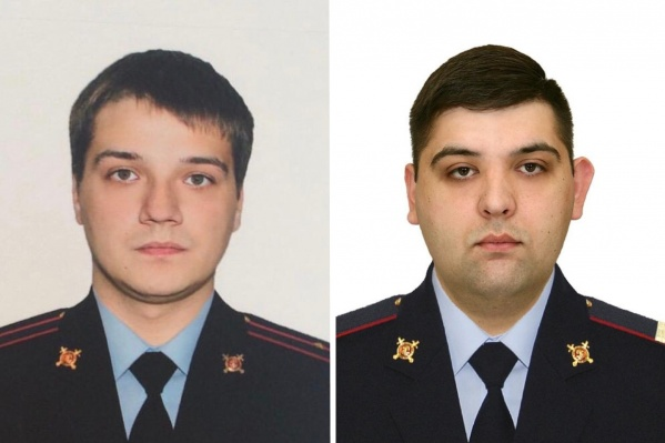 Сергей Елизаров (слева) и Андрей Коржавин (справа)