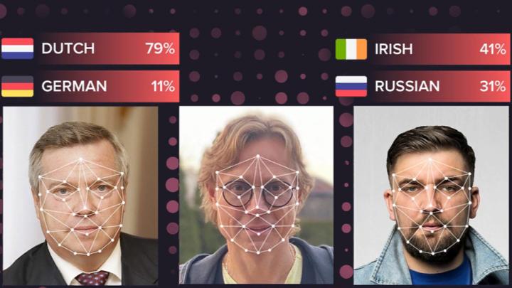 Голубев, Карпин, Баста, Саввиди: какую национальность определяет звездам Ростова приложение Gradient