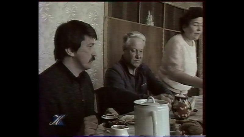 кадр из фильма Сокурова «Пример интонации», снятый в 1991 году.