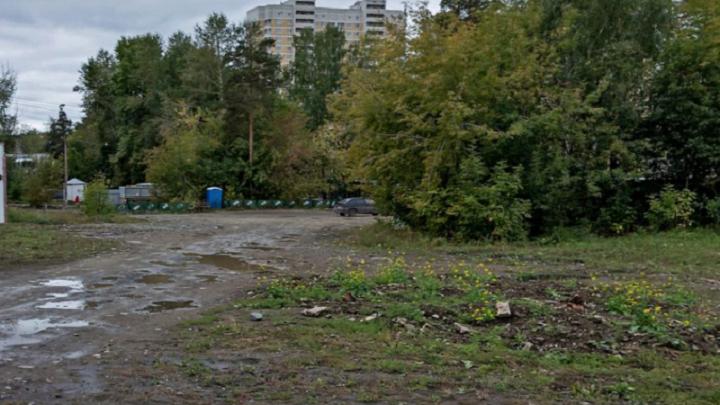 Пустырь на Сортировке превратят в зону для прогулок
