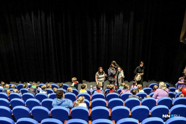 Театры и концертные площадки могут планировать детские праздники, если будут жестко соблюдаться требования Роспотребнадзора