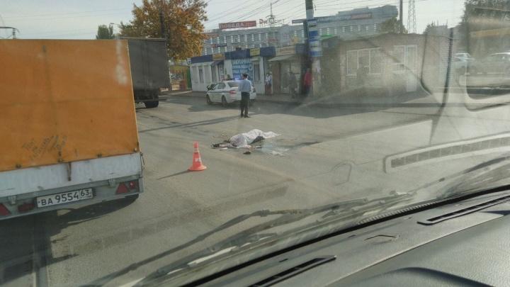 «Лопнула голова»: напротив рынка «Норд» сбили пешехода
