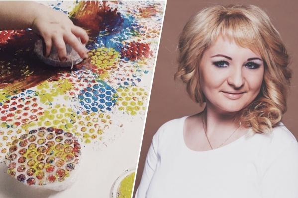 Дарья Чербунина — педагог раннего развития, эксперт по адаптации в детском саду