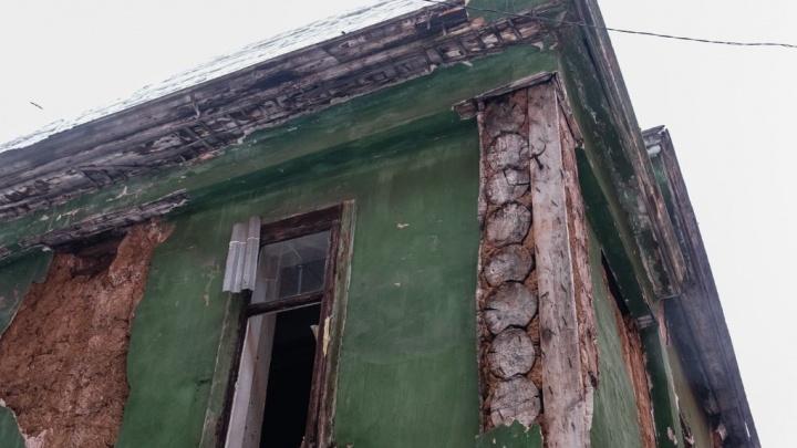 Участок со сгоревшим зданием на Пермской, 66 планируют передать ТЮЗу под малую сцену