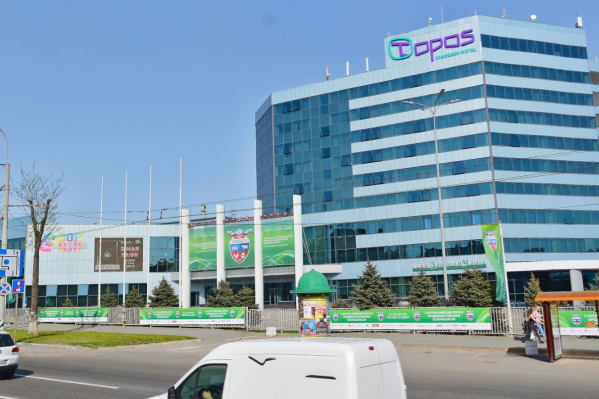 Всего для госпиталя в «Донэкспоцентре» подходят 7 тысяч квадратных метров