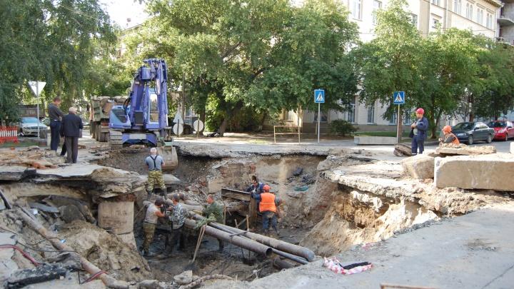 На этой неделе в Новосибирске начнутся новые теплоиспытания — публикуем список улиц, где отключат горячую воду