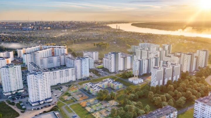 «СтройПанельКомплект» объявил старт продаж следующего этапа строительства в ЖК «Мотовилихинский»