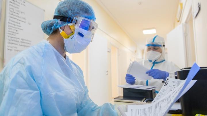 В Самарской области от коронавируса умерли двое мужчин и две женщины