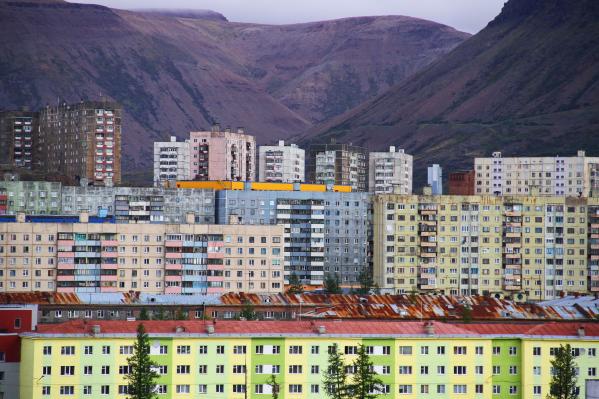 В Норильске живут порядка 180 тысяч человек, это второй по величине город края