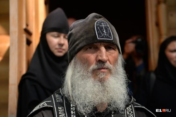 Отец Сергий стал священником в конце 2001 года