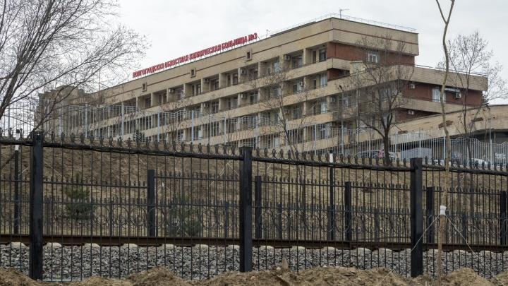 В областной больнице № 3 развернут госпиталь для волгоградцев с подозрением на коронавирус