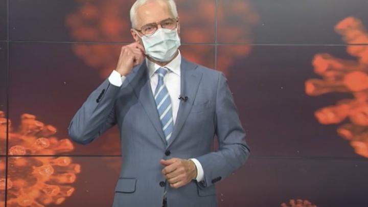 Самарский врач объяснил, как защититься от второй волны коронавируса