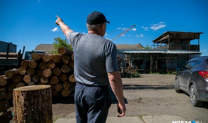 В заваленном отходами Лесосибирске хотят построить завод по производству палочек для мороженого