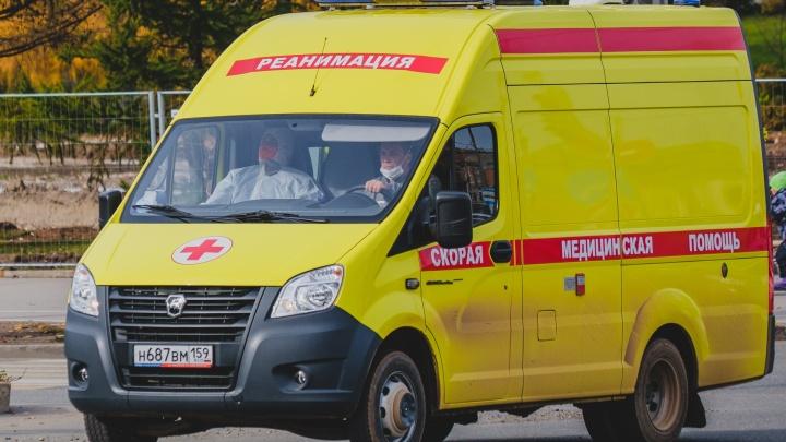 В Пермском крае выявили еще 96 случаев заражения COVID-19