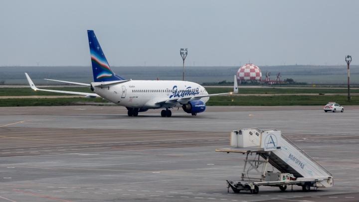 Спецборт доставил в Волгоград 41 вахтовика из Якутии