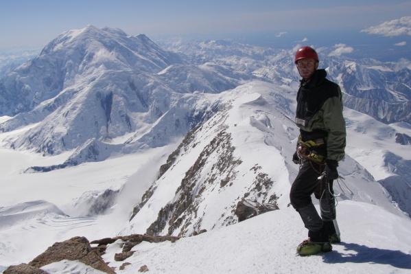 Андрей Королёв ходит в походы около 30 лет, в том числе и в зимние