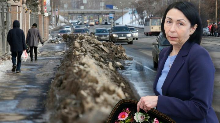 Наталья Котова год у власти. Вспоминаем разносы от мэра