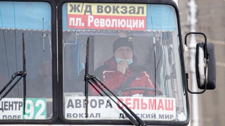 Челябинские транспортники начали постепенно увеличивать количество рейсов