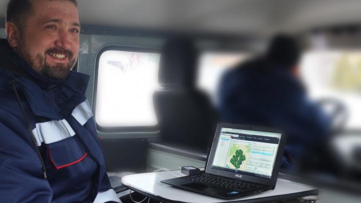 В новосибирском поселке впервые создали цифровую электрическую сеть