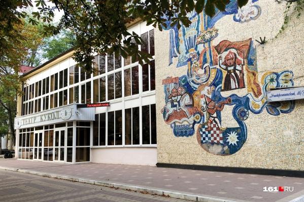 Споры вокруг здания Театра кукол длились больше 10 лет