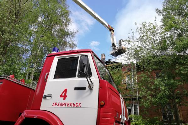 Последние случаи поджогов в Архангельске пока что не попали в общую сводку за 2020 год, но город и так на первом месте