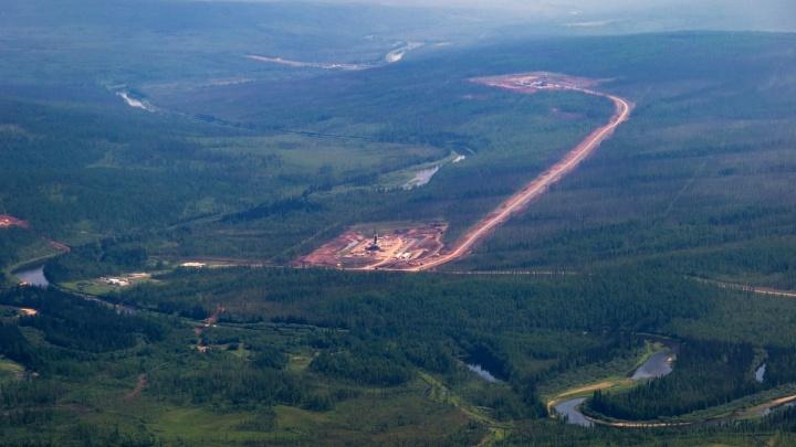 В Красноярском крае начали разработку Вендских отложений: запускной дебит первой скважины — 149 тонн нефти в сутки