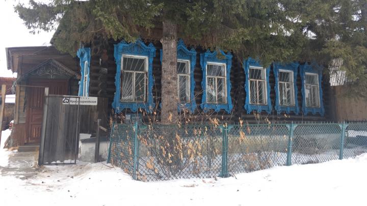 На Урале отреставрируют старинный дом, построенный в конце XIX века