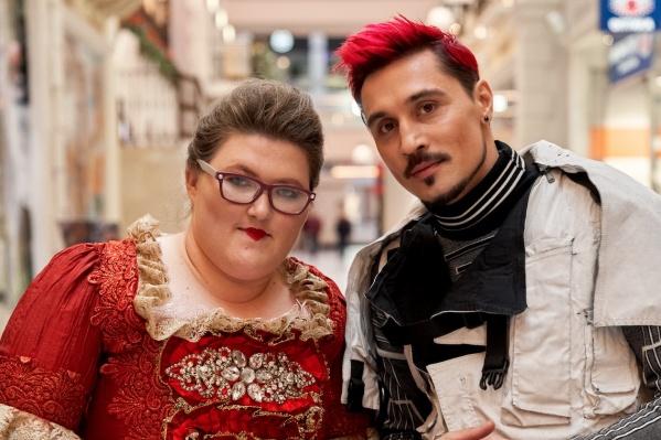 Катя Ванышева и Дима Билан: фото на память