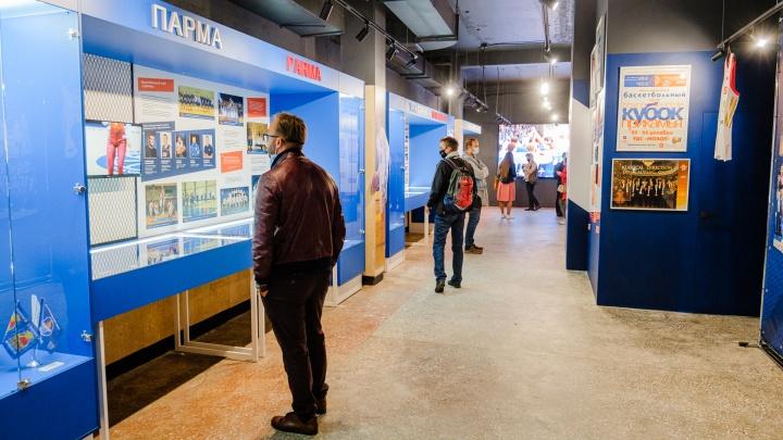 В Перми открыли музей баскетбола. Почему туда стоит пойти