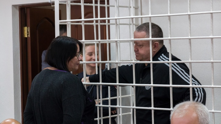 Суд отказался выпускать полковника ФСБ Гудованого на свободу