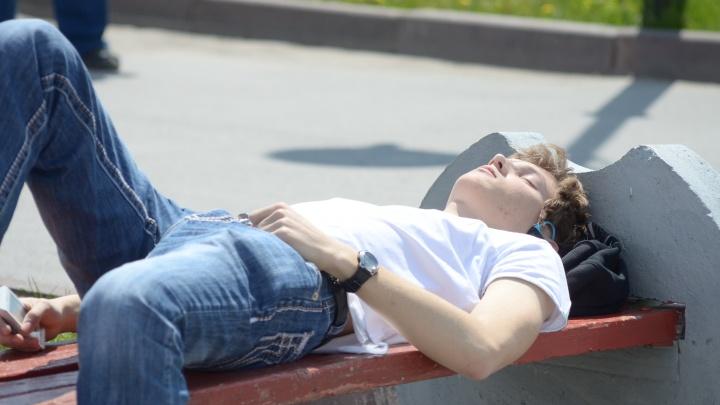 Пляжная жара или грозы? Изучаем прогноз погоды в Новосибирске на грядущую неделю