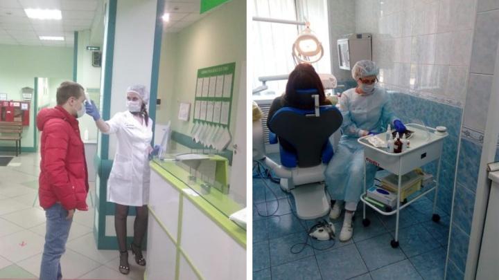 В Красноярске начинают открываться стоматологии для плановой помощи