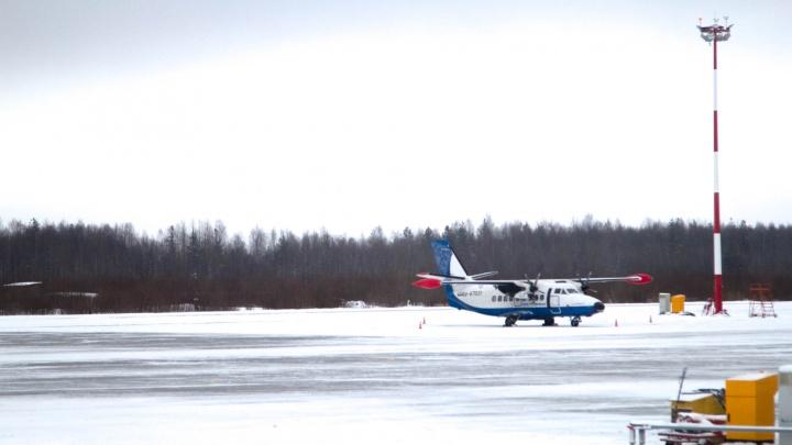 Авиарейсы по льготным тарифам из Архангельска в Сочи и Калининград запустят с середины января
