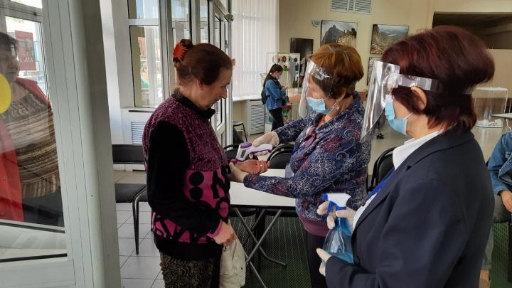 В Курганской области явка на выборах депутатов облдумы составляет 25,93%