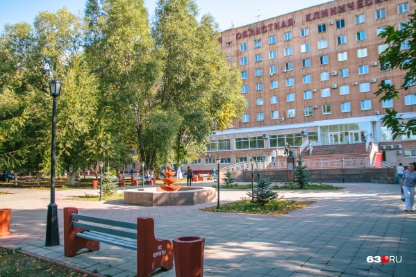 "Госпиталь в больнице Середавина <a href=""https://63.ru/text/health/69070390/"" target=""_blank"" class=""_"">работал с апреля</a>&nbsp;"