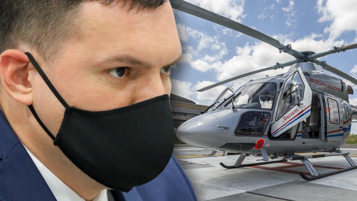 25-я больница Волгограда ограничила работу санавиации и отделения экстренной консультативной помощи