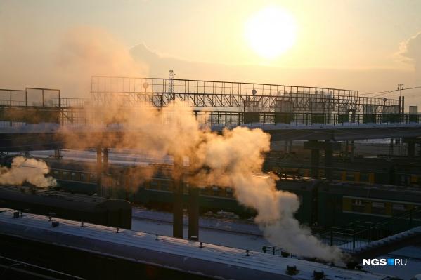 Что именно является источником загрязнения — неизвестно, но погода не располагает к рассеиванию дыма