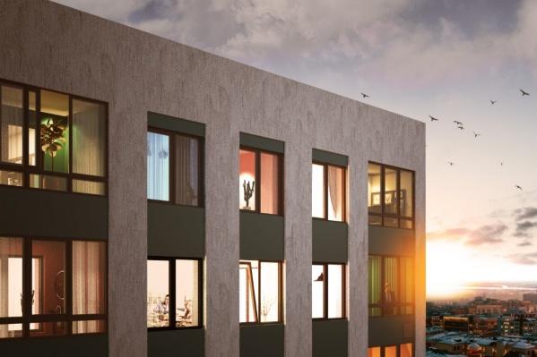 Новый проект непременно украсит архитектуру города