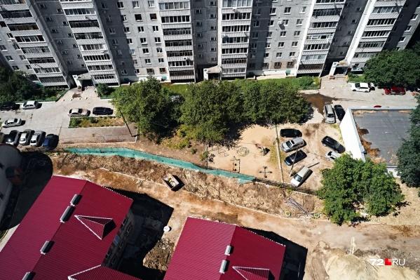 Местные жители показали наглядно, как изменился их район после действий администрации города