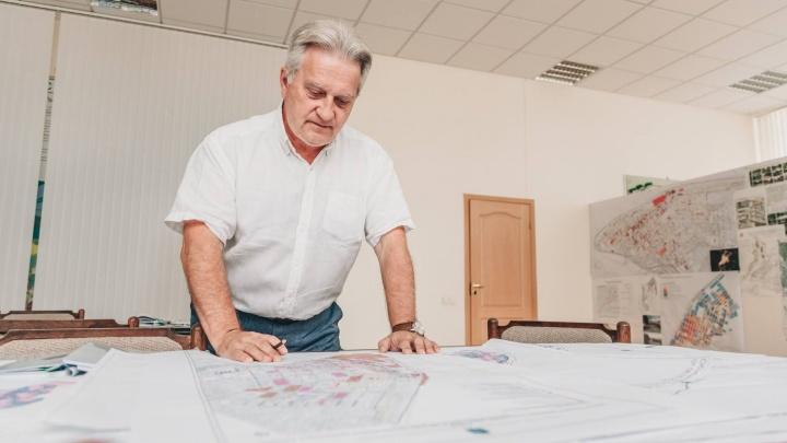 Самара для «чайников»: главный архитектор города рассказал, как читать дизайн-код