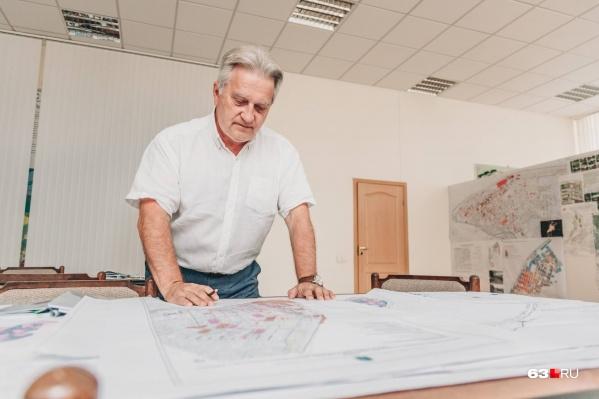 «Создание дизайн-кода Самары преследует одну цель — формирование нового облика города»