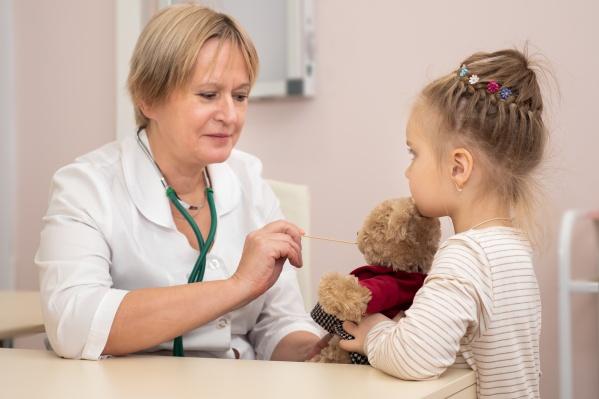 К выбору врача для ребенка стоит подходить очень внимательно