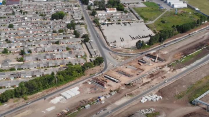 Рынок на Кряже перенесут из-за строительства Фрунзенского моста — 2