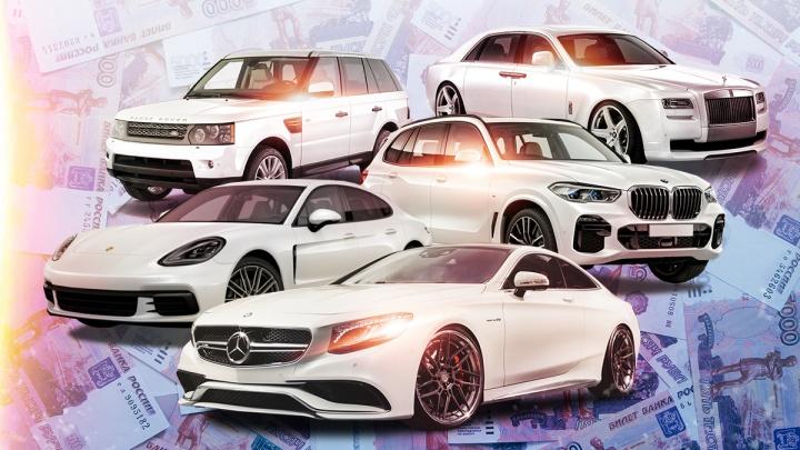 Расплата за роскошь: кому из тюменских автовладельцев положен повышенный налог