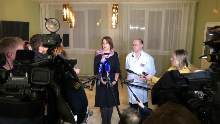 «Отпуск с последующим увольнением»: глава регионального департамента здравоохранения покидает пост